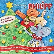 Advent und Weihnachten mit Philipp (Philipp die Maus) | Norbert Landa