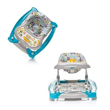Andador evolutivo Swing Go en color turquesa: Amazon.es: Bebé