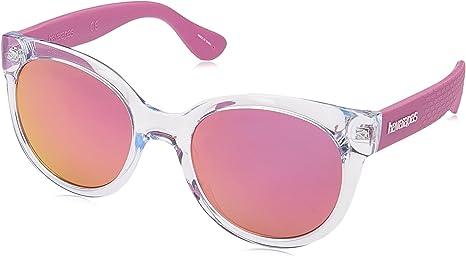 Havaianas NGOLDNHA/M VQ 22S 52 Gafas de sol, Morado (Cry Lilac/Grey Grey), Mujer
