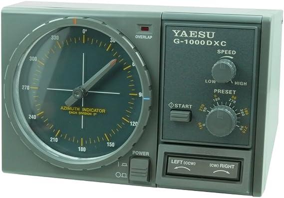 Yaesu G-1000DXC rotor de antena