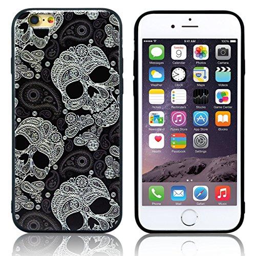 Black Skull Pattern - 4