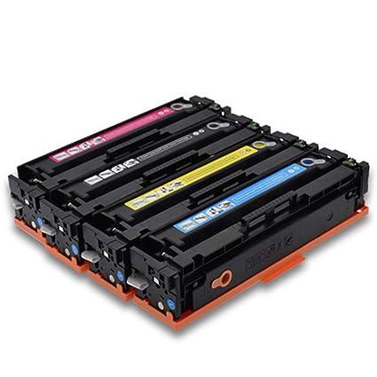 Cartuchos de tóner compatibles para impresoras HP CF500A HP ...