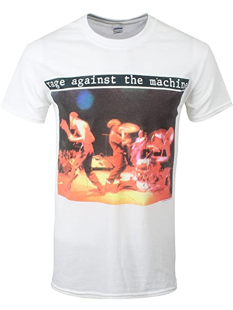 Rage Against The Machine Men's Anger Is A Gift RATM T-