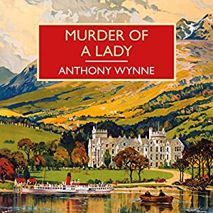 Murder of a Lady Audiobook