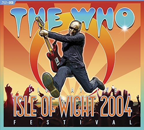 Blu-ray : The Who - The Who: Live at the Isle of Wight 2004 Festival (With CD, Digipack Packaging, 3 Disc)
