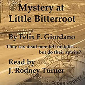 Mystery at Little Bitterroot Audiobook