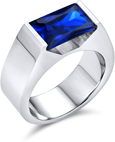 Silver ring,leb created tanzanite ring,Emerald Ring,Sterling ring,men/'s ring,women/'s ring,unique ring,birthday gift,Anniversary ring