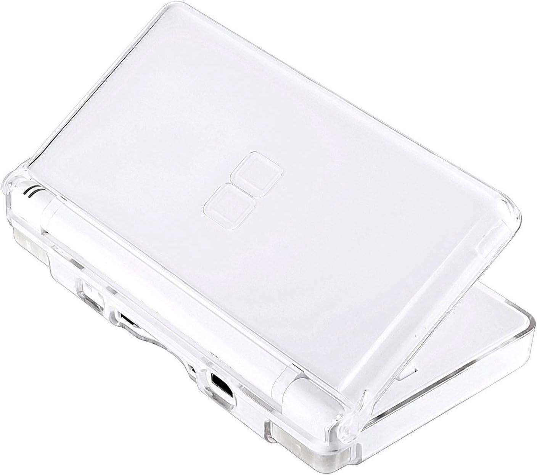 Carcasa rígida transparente para Nintendo DS Lite NDSL