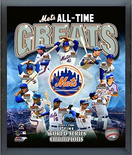 New York Mets All Time Greats Photo (Size: 17