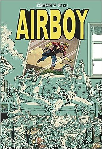 Airboy Deluxe Edition por James Robinson