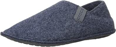Crocs Classic Convertible Slipper, Zapatillas Altas Unisex Adulto, Gris (Charcoal/Pearl White 01r), 48/49 EU