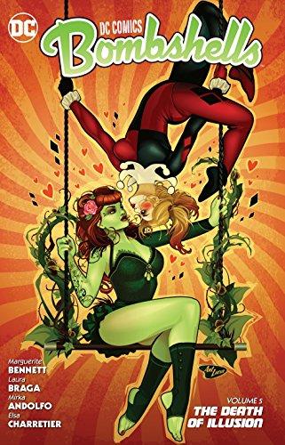 DC Comics: Bombshells Vol. 5