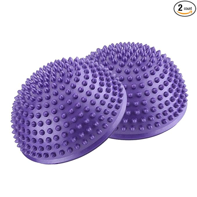 Amazon.com: 2pcs/Lot Balón Masaje pie Deportes equilibrio ...