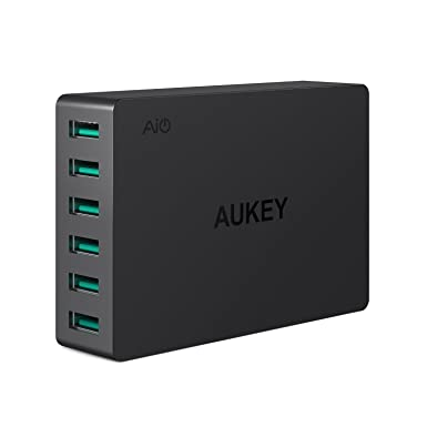 Review AUKEY USB Charger with