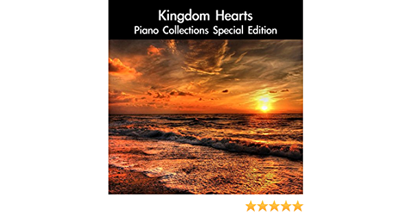 Kingdom Heart Piano Collection Special Edition By Daigoro789 On Amazon Music Com Concert Paraphrase Dearly Beloved Mp3