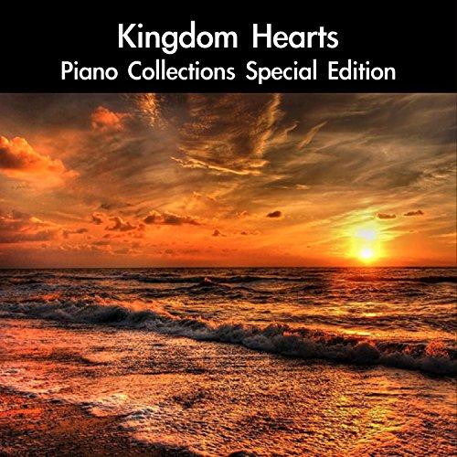 Kingdom Hearts Piano Collections Special Edition (Hearts Piano Music Kingdom)