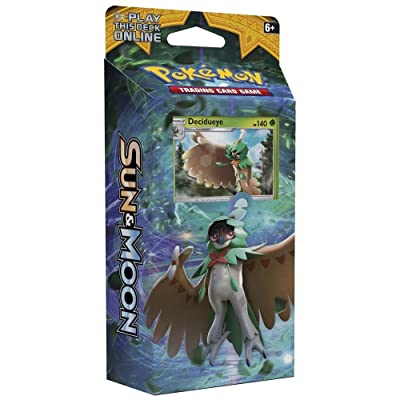 Pokemon TCG: Sun & Moon, Forest Shadow Theme Deck: Toys & Games [5Bkhe0306046]