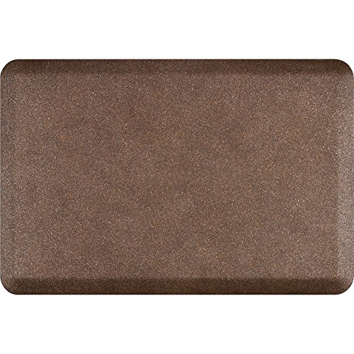 WellnessMats Anti Fatigue Granite Kitchen Copper