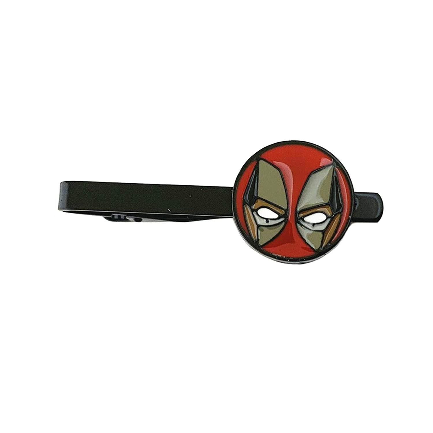 Athena Brands Deadpool Fashion Novelty Tie Bar Clip Movie Comic ...