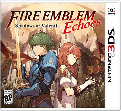 Free Fire Emblem Echoes: Shadows of Valentia - Nintendo 3DS