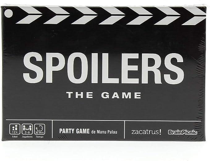 Zacatrus!- Spoilers (ZAC010): Amazon.es: Juguetes y juegos