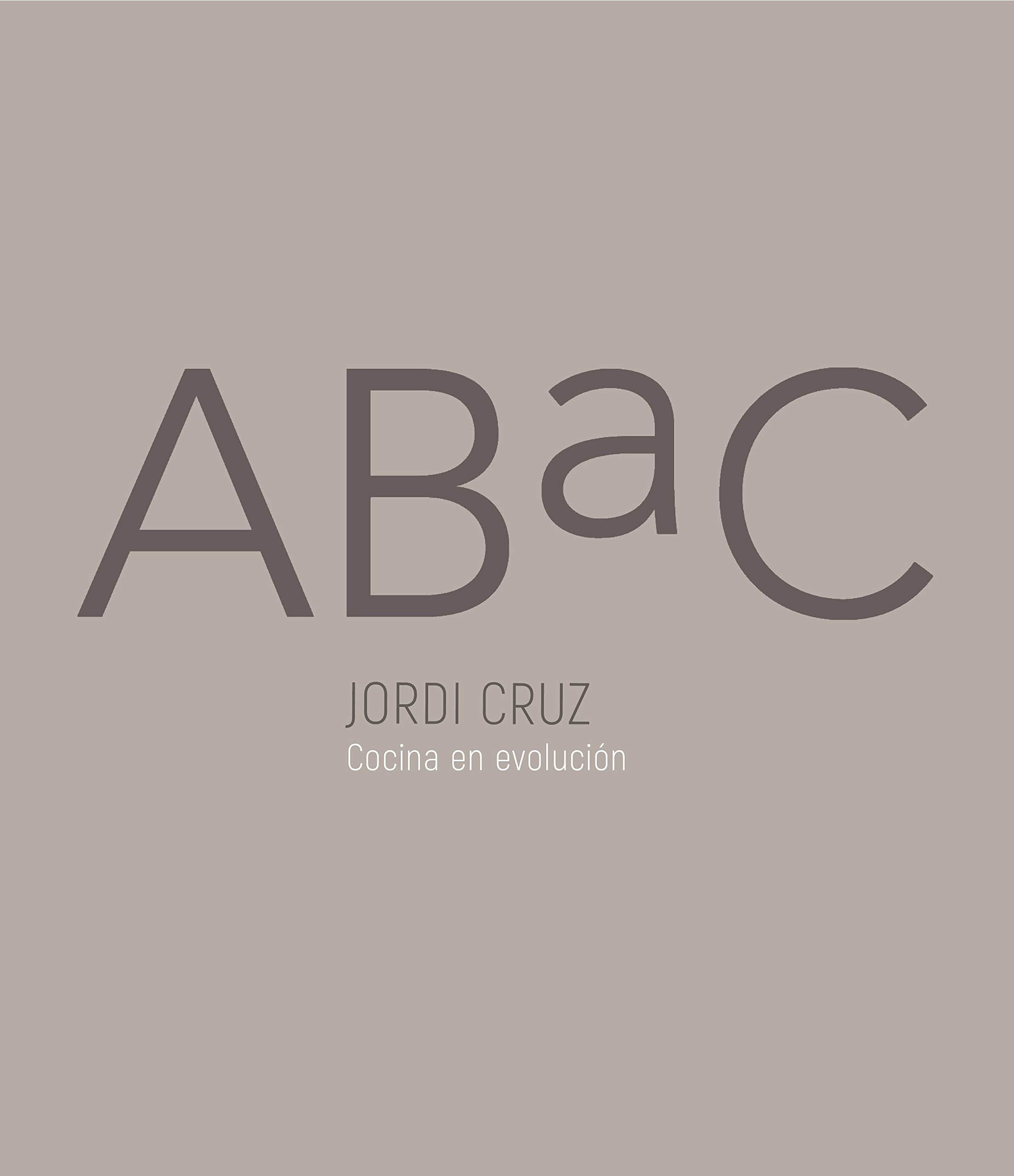 ABaC edición bilingüe : Cocina en evolución Sabores: Amazon ...