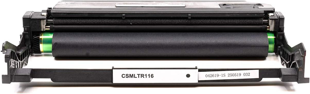 Inksters Compatible Black Drum Unit Replacement for Samsung MLT-R116 Black 9,000 Pages