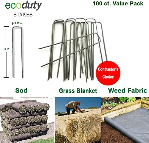 Ecoduty Contractor Grade 11 Gauge Staples product image