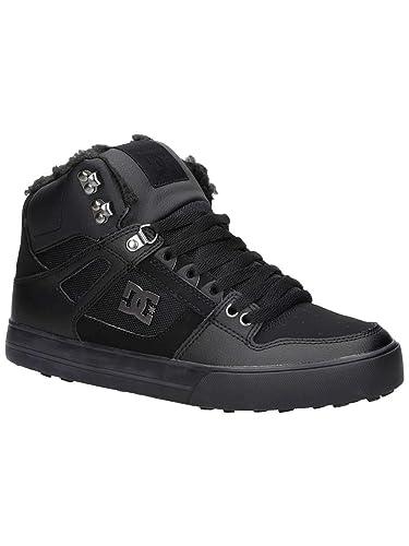 Wc High Dc Pure 50Schuhe Top Wnt Schwarz Herren Sneaker OPk0w8n