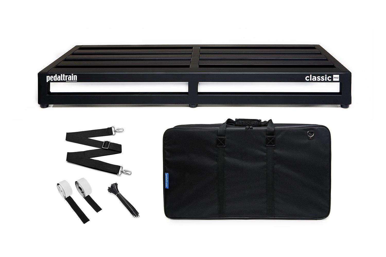 PT-CLP-SC Pedaltrain Classic PRO w/soft case Pro Stage Gear