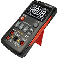 MagiDeal Digital Multimeter Button-type 9999 Counts Non Contact Voltage Detection