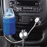 Akruti 12V Portable Car Baby Bottle Warmer Baby Bottle Heater Cover Milk Travel Cup Covers