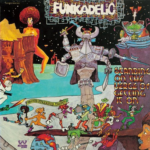 Funkadelic - Standing on Verge of Getting It on (Japanese Mini-Lp Sleeve, Japan - Import)