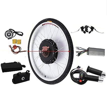 MINUS ONE 28 Kit de conversión de Bicicleta eléctrica Zoll Elektro ...