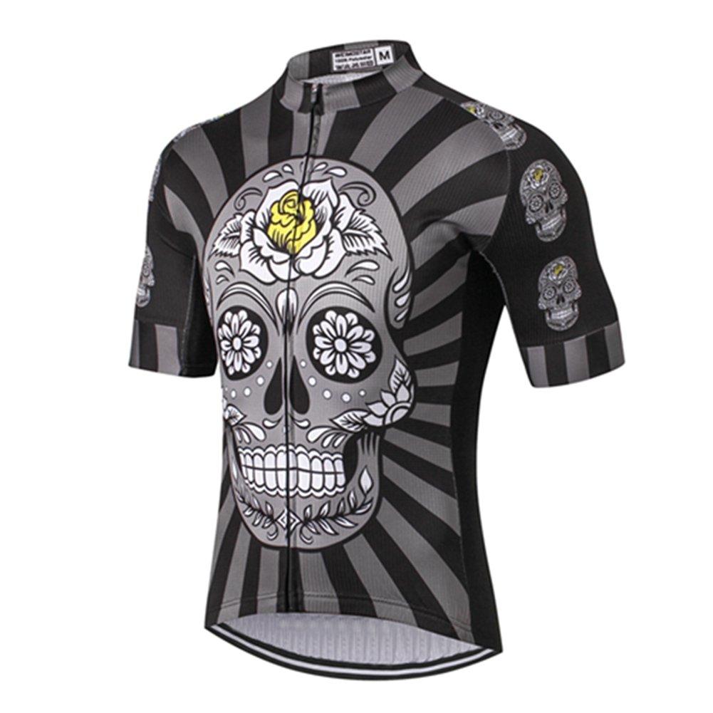 Weimostar Cycling Jersey Men Short Sleeve Bicycle Clothing Bike Wear Biking Shirts