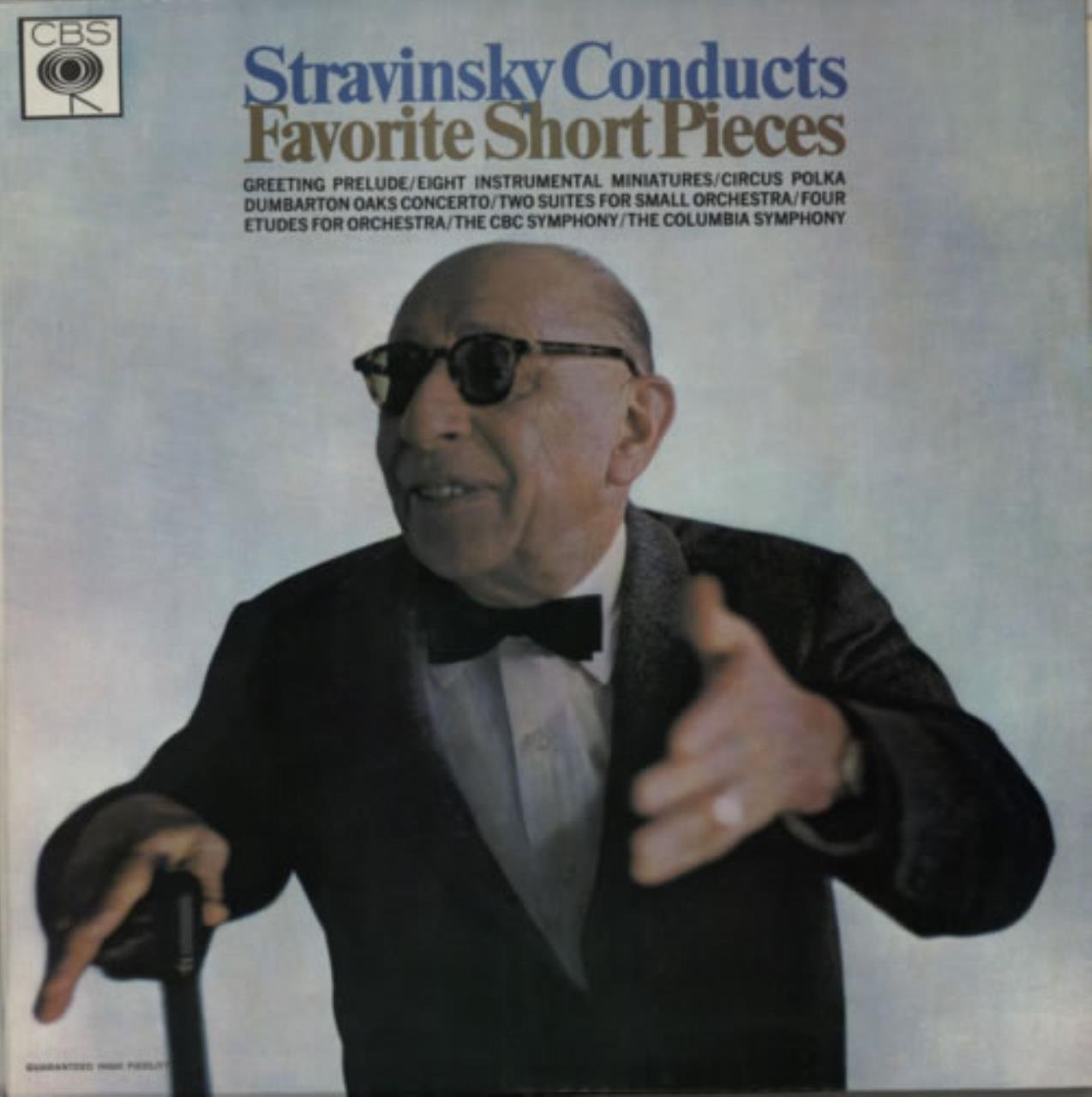 Igor Stravinsky Favorite Short Pieces Amazon Music