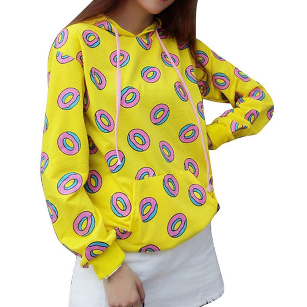Neon Buddha Womens Pearl Top Sweatshirt