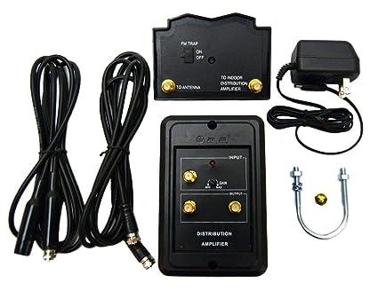 Amazon.com: Amplificador de señal de alta ganancia para ...
