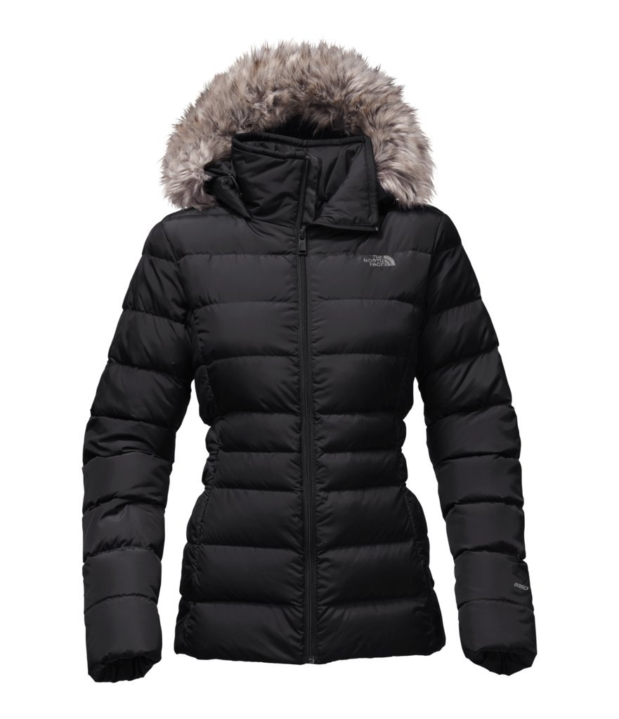 The North Face Women's Gotham Jacket II - TNF Black - S