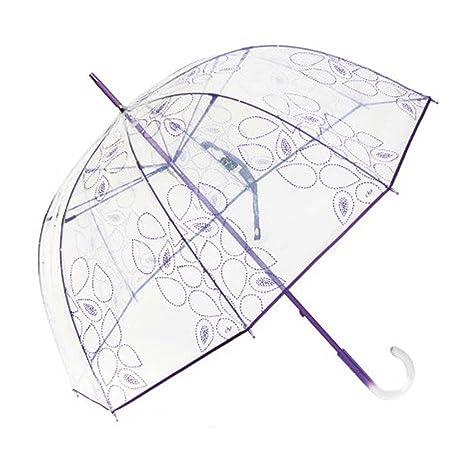 Paraguas Cacharel Transparente burbuja
