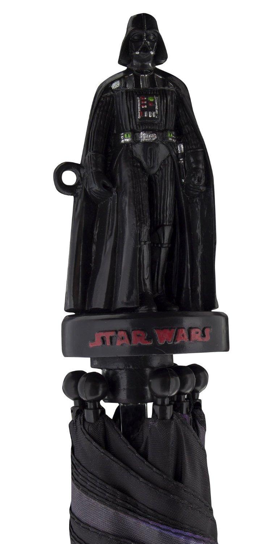 amazon com star wars umbrella darth vader molded handle
