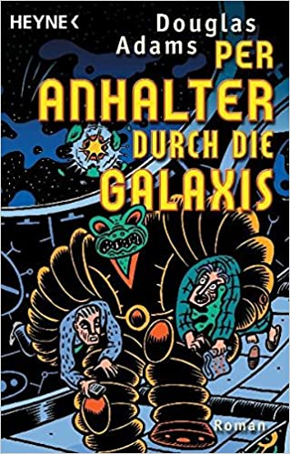 Per Anhalter durch die Galaxis - Douglas Adams - Skoutz Science Fiction Klassiker