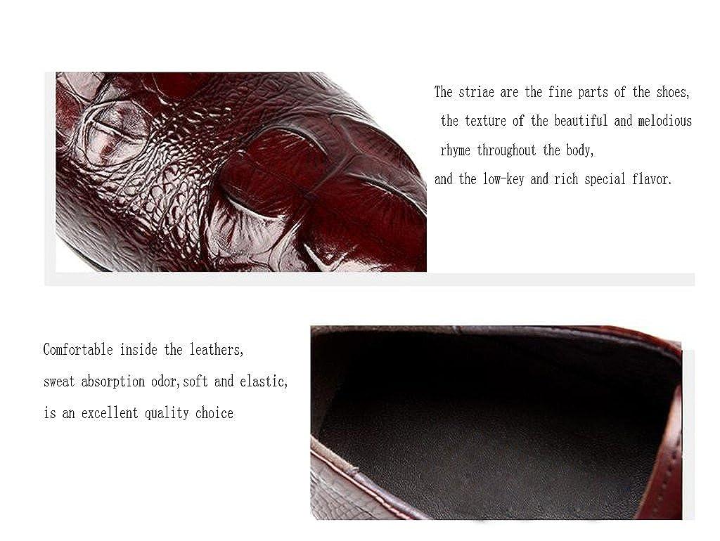 Formale Lederschuhe Der Männer Spitzte Mode Bequeme Schuhe Schuhe Schuhe Handgemachte Geschnitzte Schuhe, Die Abendessen Schwarze Schuhe Wedding Sind,schwarz,40 3e936d