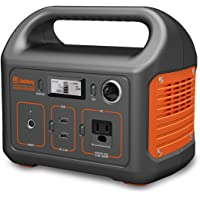 Jackery Portable Power Station Explorer 240, 240Wh Emergency Backup Lithium Battery, 110V/200W Pure Sinewave AC Outlet, Solar Generator for Outdoors Camping Travel Fishing Hunting