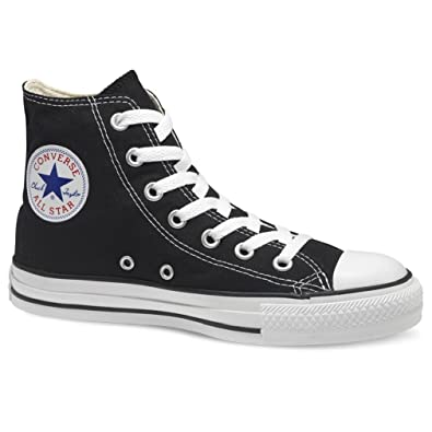 7fdb04a8efed68 Image Unavailable. Image not available for. Color  CONVERSE ALL STAR CHUCK  TAYLOR HI TOP BLACK M9160 UNISEX SHOES ...