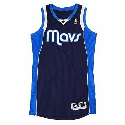 best sneakers 905c9 9bffe Amazon.com : adidas Dallas Mavericks NBA Navy Blue Official ...