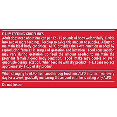 Purina ALPO Chop House Wet Dog Food (12) 13.2 oz. Cans