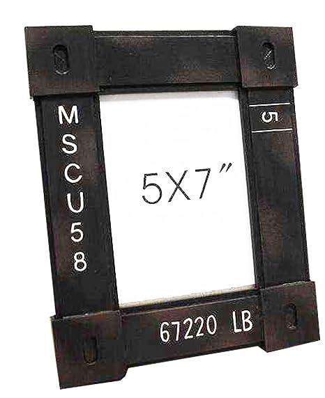 Black Picture Frame 27 x 22 x 16.5 x 11.5 CM: Amazon.co.uk: Kitchen ...