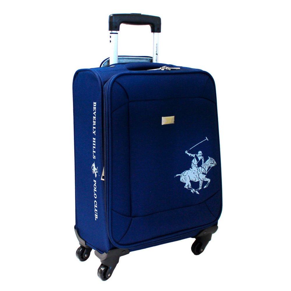 Beverly Hills Polo Club Ultralight Maleta, 55 cm, 38 Litros, Azul ...