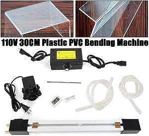 "110V 300W 12"" (300mm) Acrylic Plastic PVC Bending Machine Heater Bender"